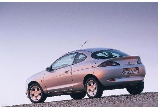 Ford Puma 1999 foto - 1