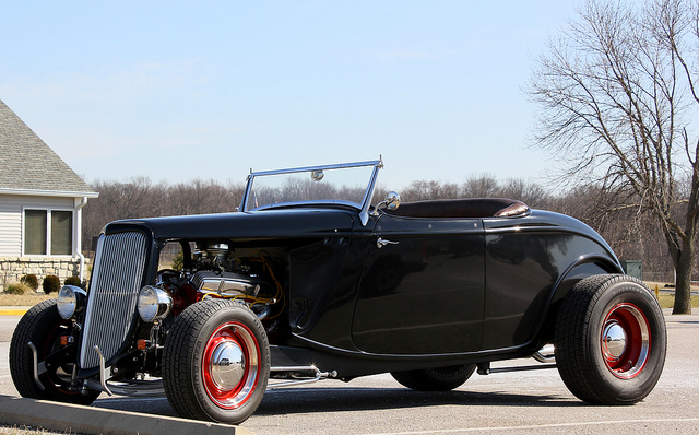 Ford Roadster 1934 foto - 3