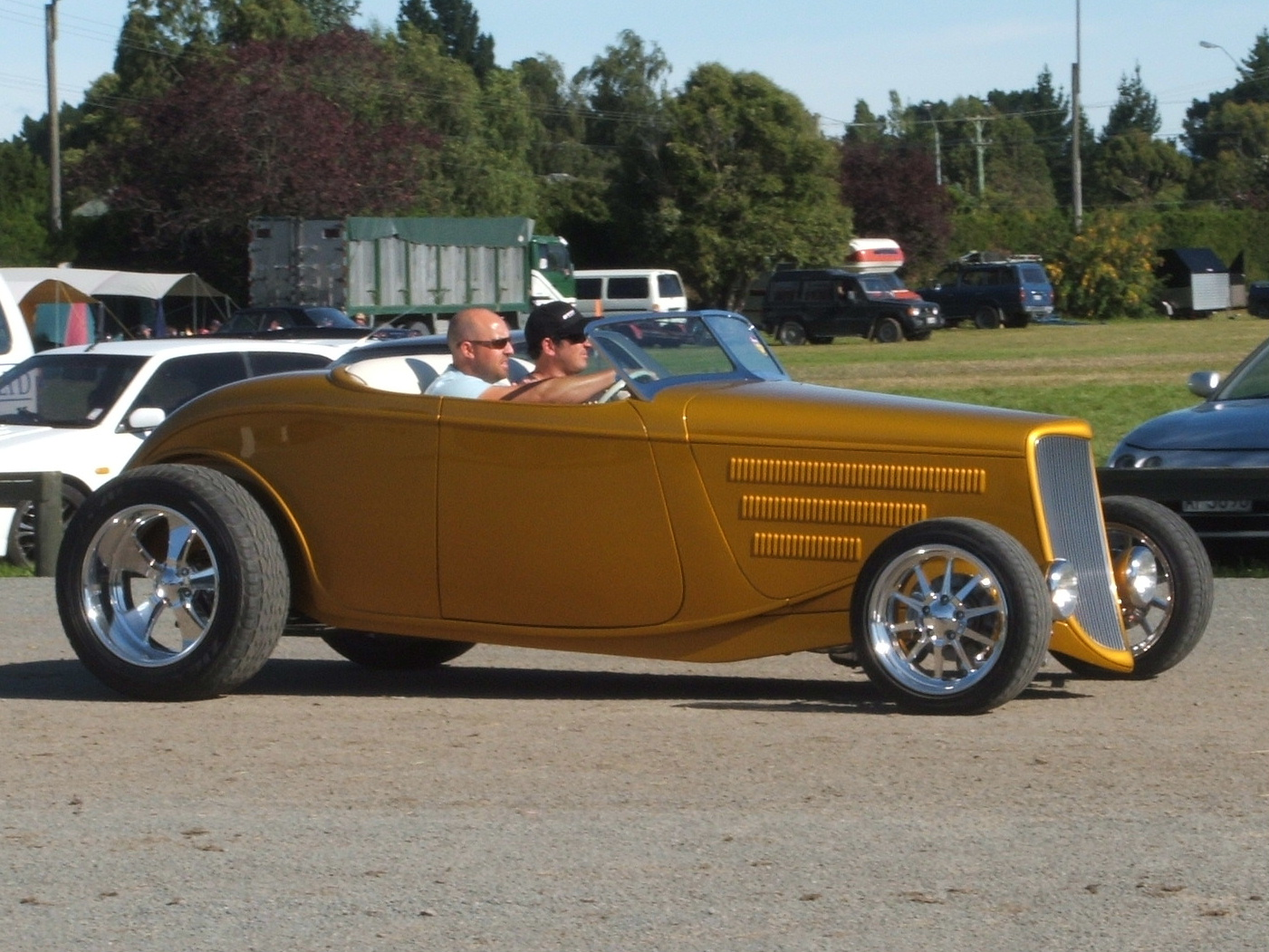 Ford Roadster 1934 foto - 4
