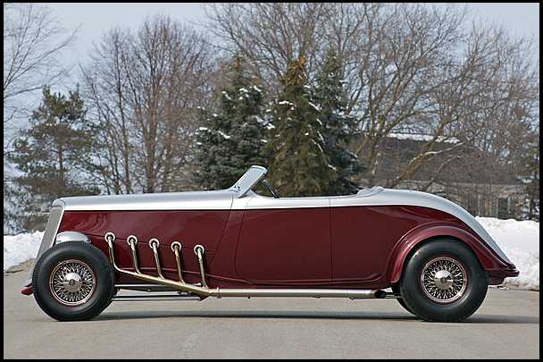 Ford Roadster 1934 foto - 5