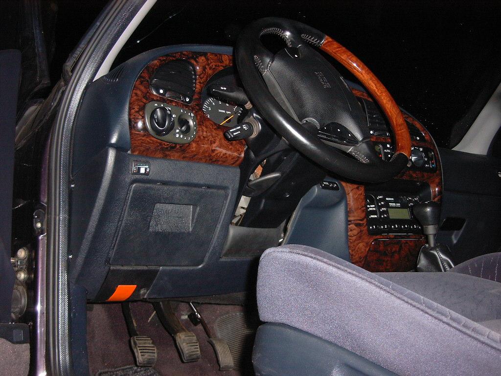 Ford Scorpio 1996 foto - 1
