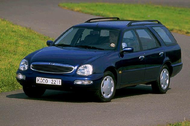 Ford Scorpio 1996 foto - 3