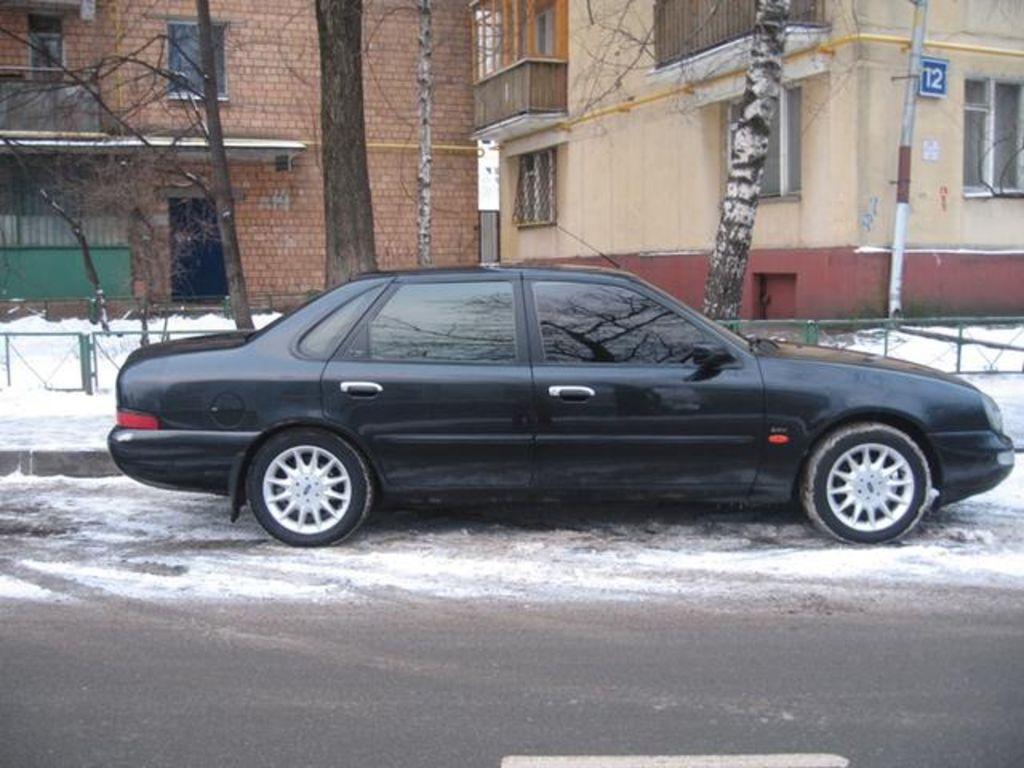 Ford Scorpio 1996 foto - 4