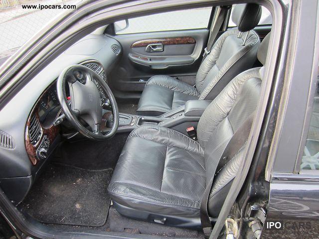 Ford Scorpio 1997 foto - 2