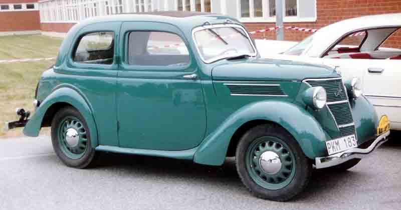 Ford Sedan 1938 foto - 3