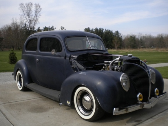 Ford Sedan 1938 foto - 4