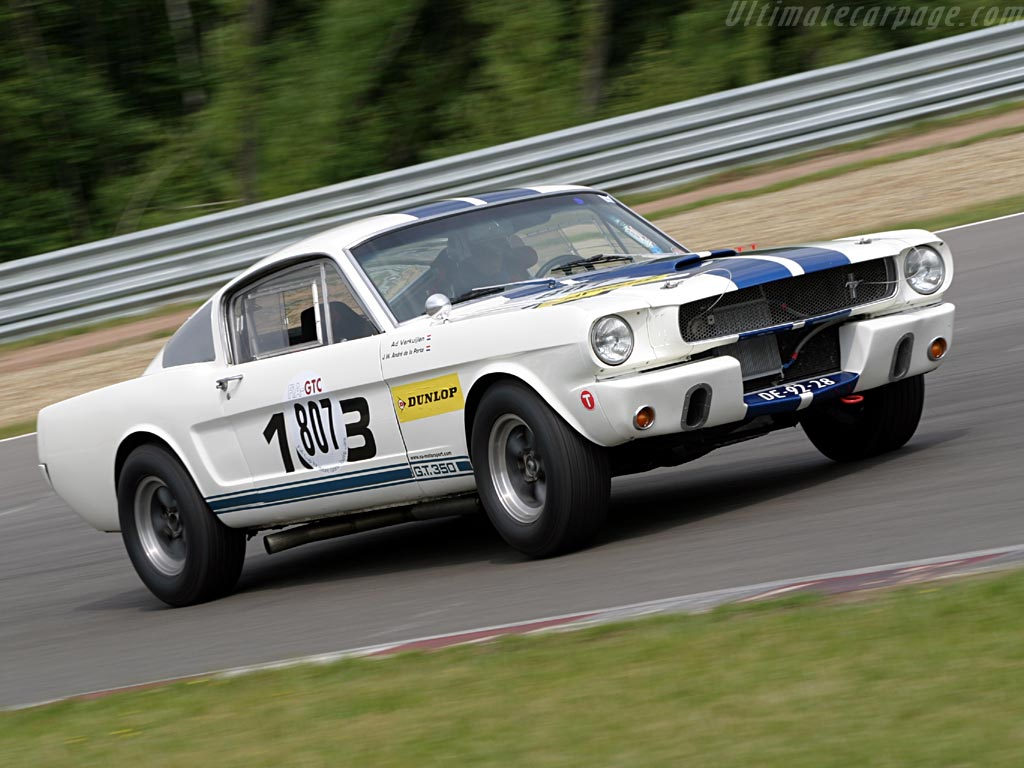 Ford Shelby 1960 foto - 1
