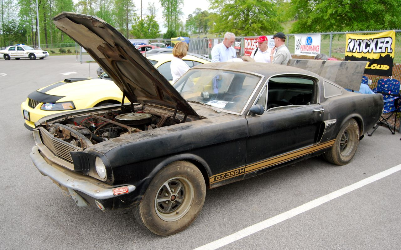 Ford Shelby 1967 foto - 2