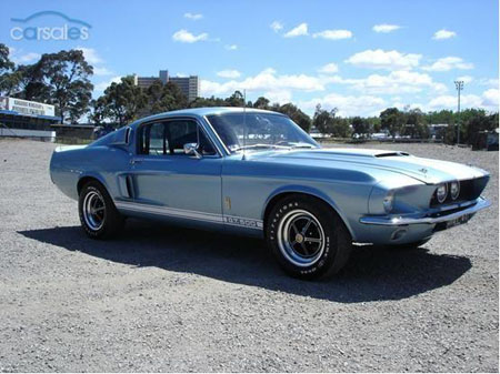 Ford Shelby 1967 foto - 5