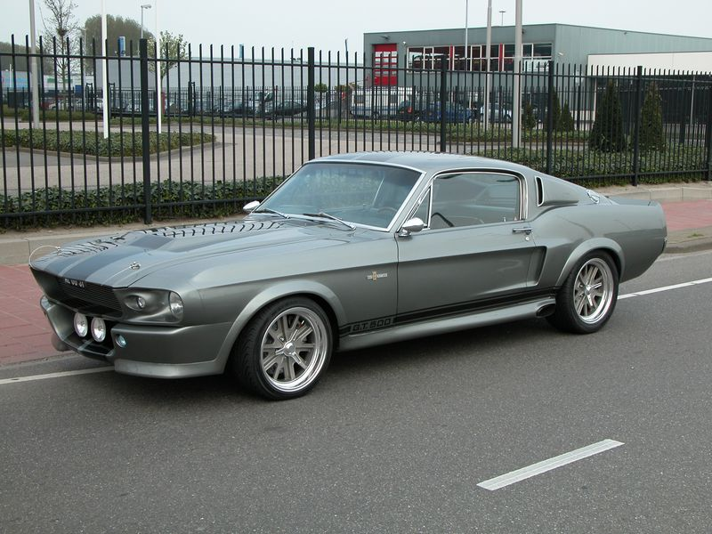 Ford Shelby 1969 foto - 3