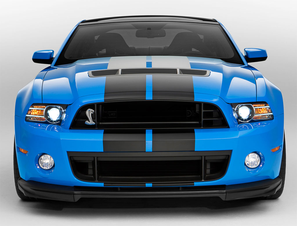 Ford Shelby 2013 foto - 4