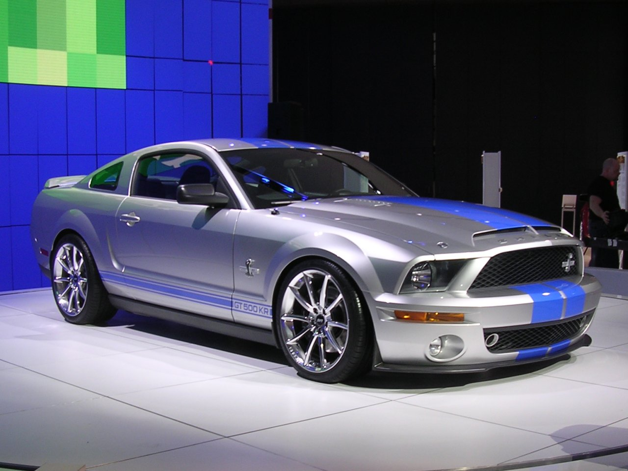 Ford Shelby 2014 foto - 1