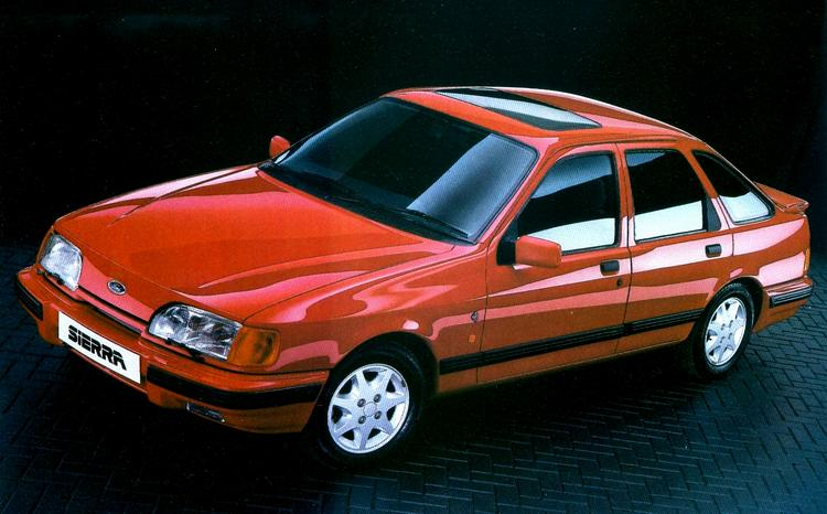 Ford Sierra 1985 foto - 1