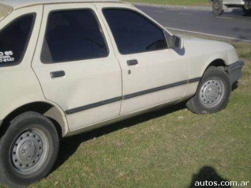 Ford Sierra 1985 foto - 4