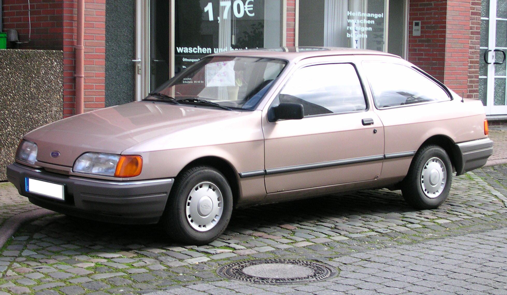Ford Sierra 1986 foto - 2