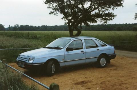 Ford Sierra 1986 foto - 4