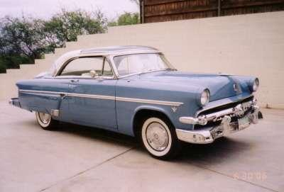 Ford Skyliner 1954 foto - 4