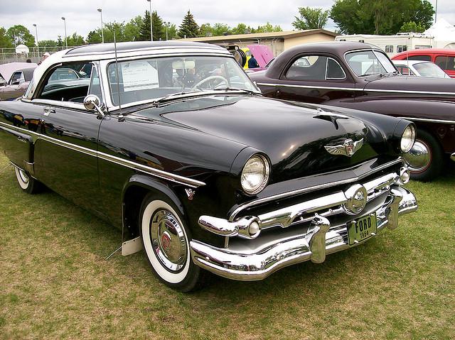 Ford Skyliner 1954 foto - 5