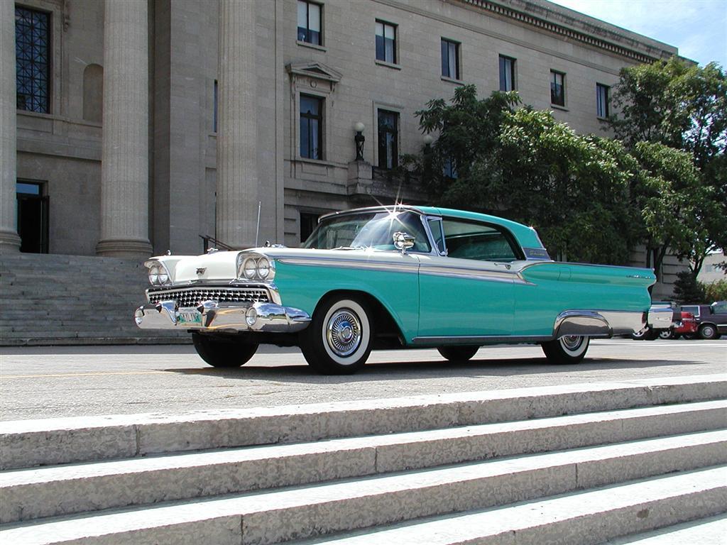 Ford Skyliner 1959 foto - 3