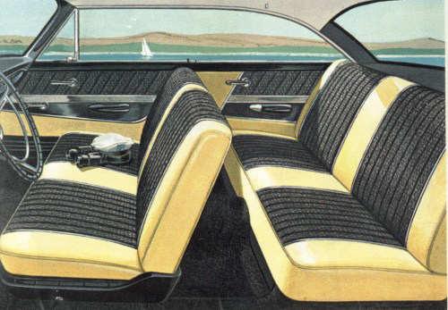 Ford Starliner 1961 foto - 4