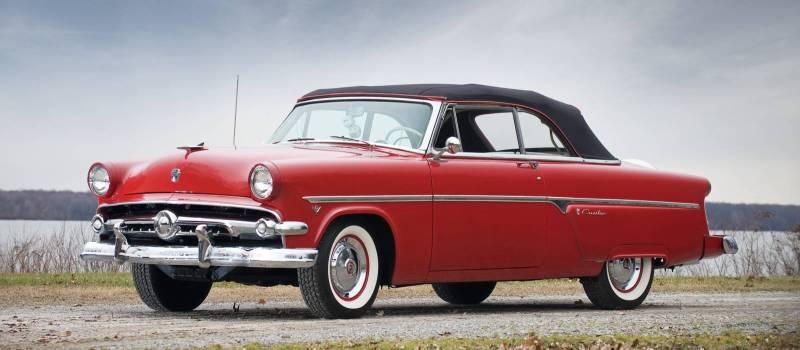 Ford Sunliner 1954 foto - 5