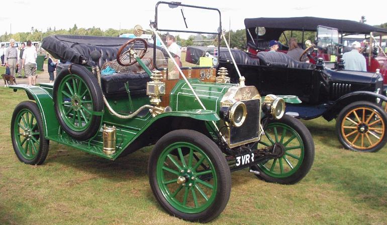 Ford T 1912 foto - 1