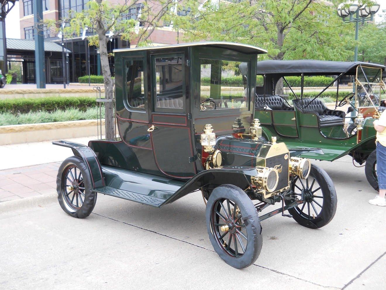 Ford T 1912 foto - 3