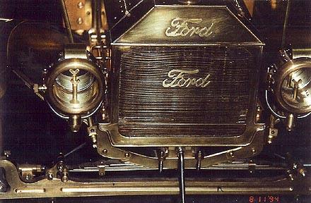 Ford T 1912 foto - 4
