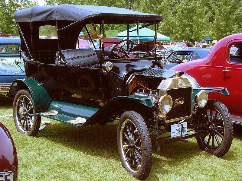 Ford T 1912 foto - 5