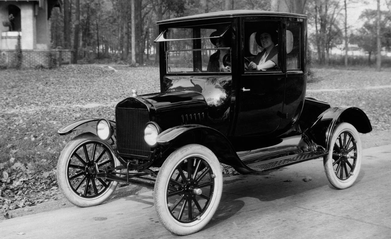 Ford T 1920 foto - 1