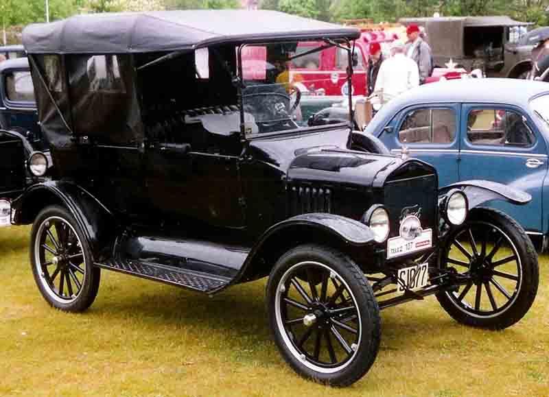 Ford T 1920 foto - 2