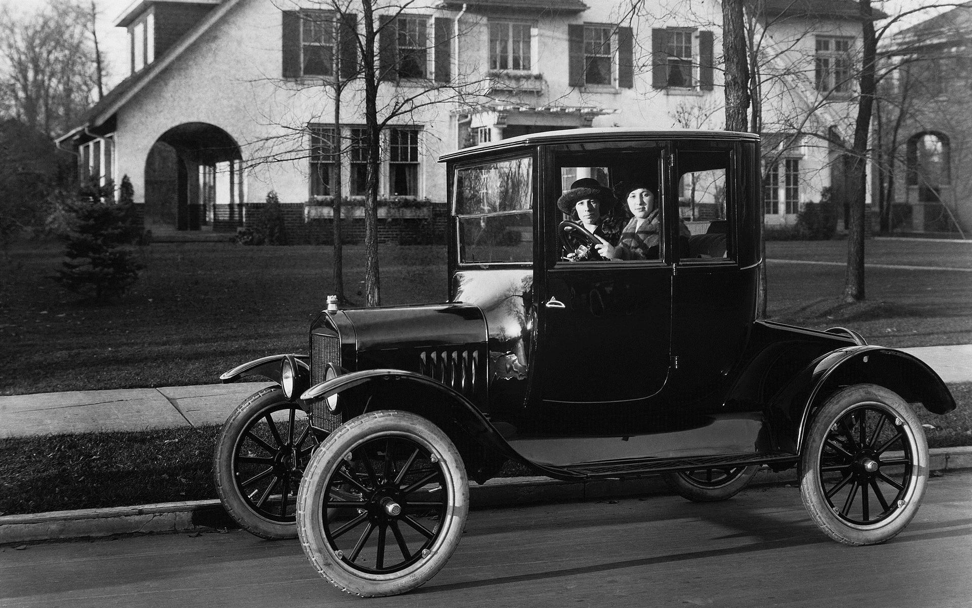 Ford T 1920 foto - 3