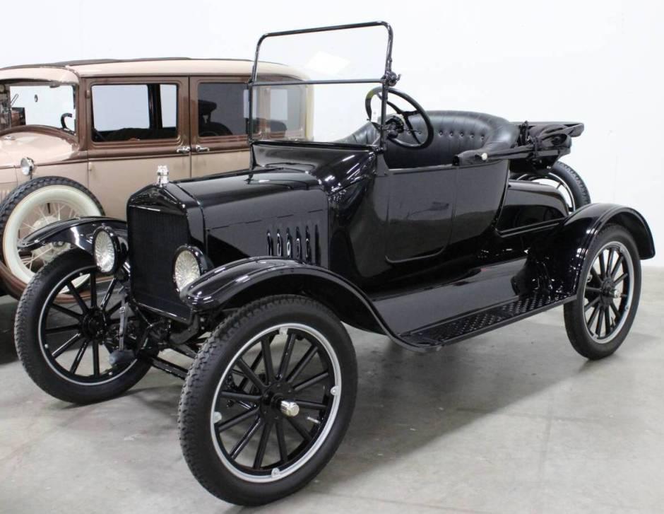 Ford T 1920 foto - 4