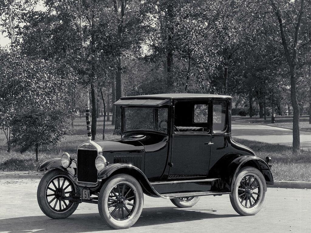Ford T 1926 foto - 1