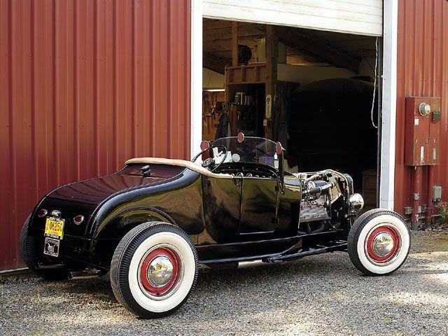 Ford T 1926 foto - 3
