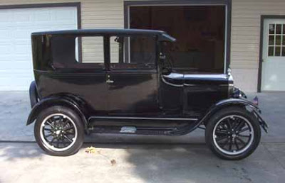 Ford T 1926 foto - 4