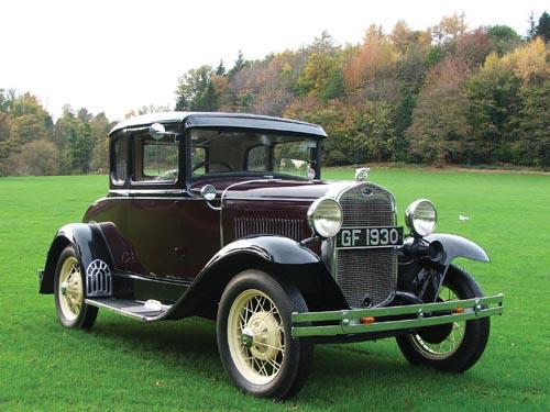 Ford T 1930 foto - 1