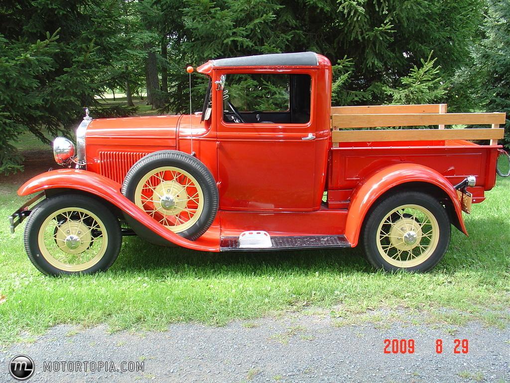 Ford T 1930 foto - 3