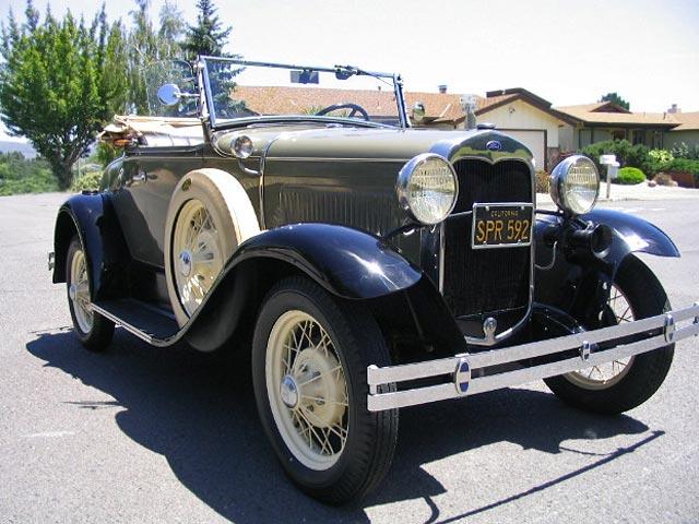 Ford T 1930 foto - 5