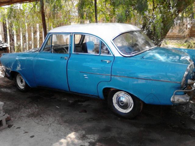 Ford Taunus 1958 foto - 5