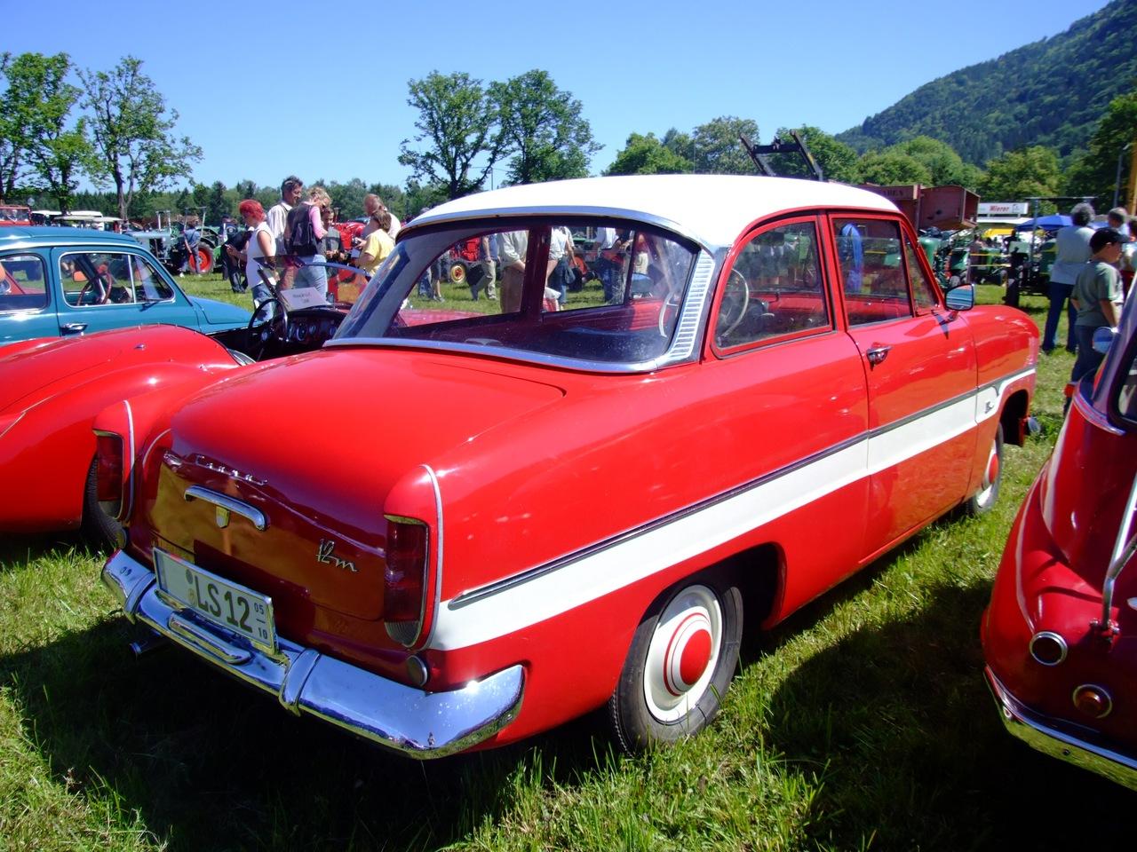 Ford Taunus 1960 foto - 3