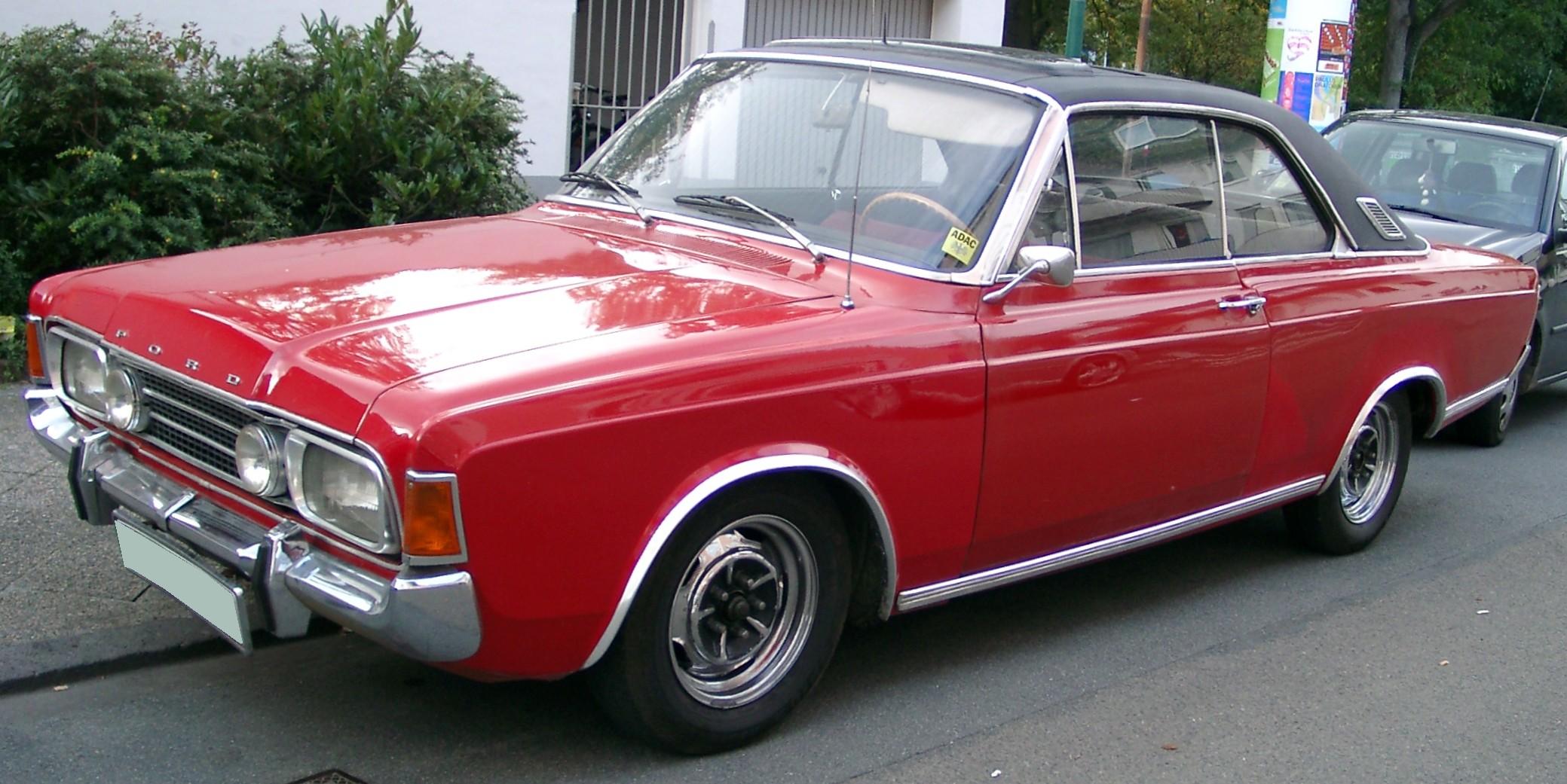 Ford Taunus 1960 foto - 5