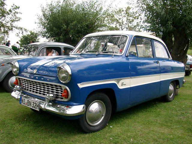 Ford Taunus 1961 foto - 4