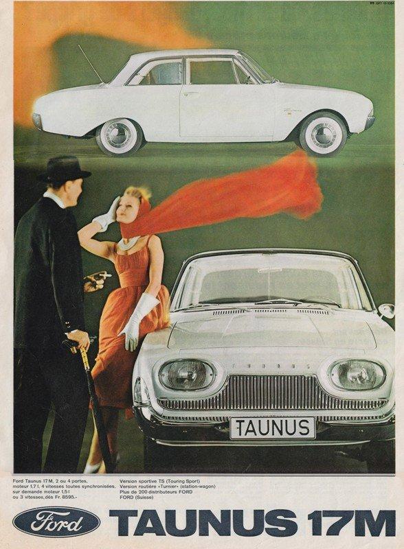 Ford Taunus 1962 foto - 1