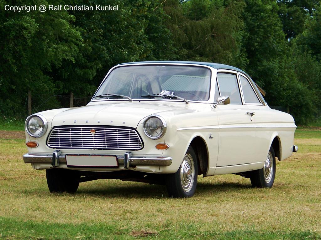 Ford Taunus 1962 foto - 2