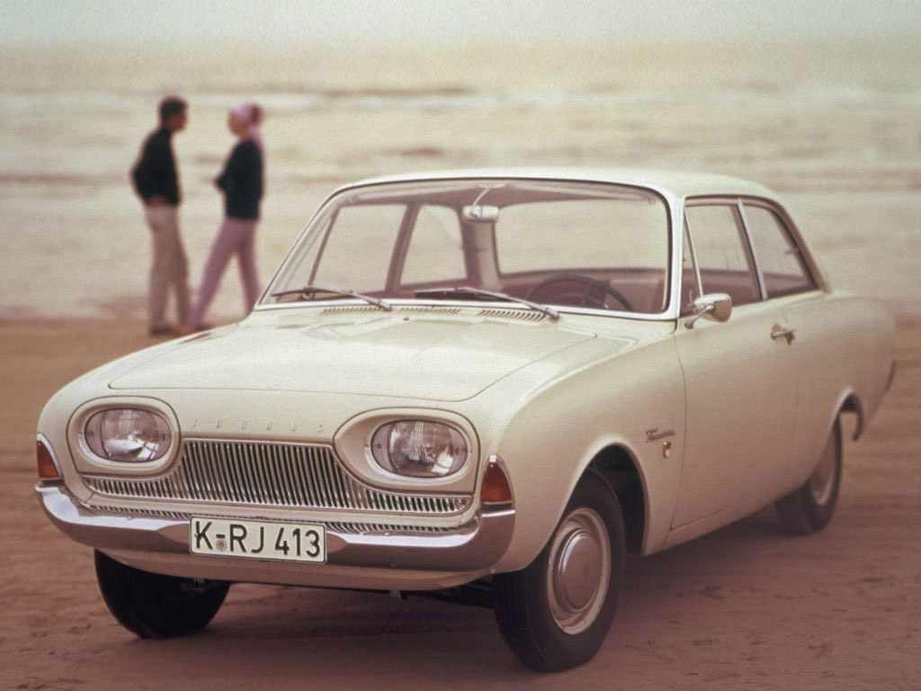 Ford Taunus 1962 foto - 4
