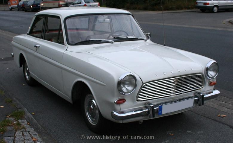 Ford Taunus 1962 foto - 5