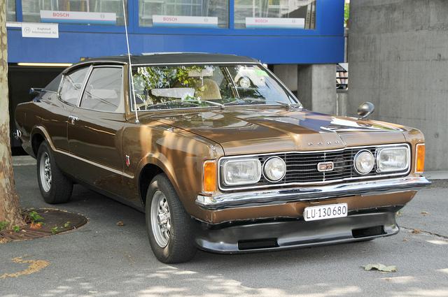 Ford Taunus 1975 foto - 1