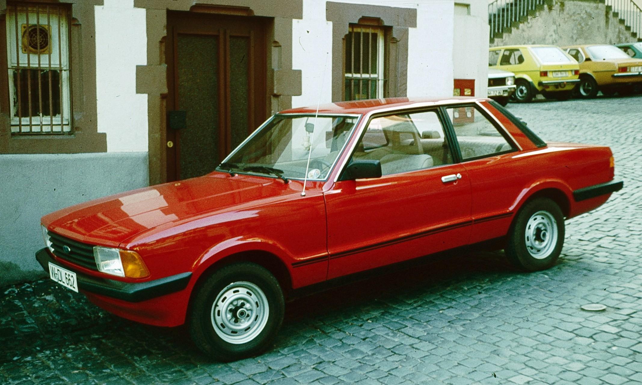 Ford Taunus 1975 foto - 3