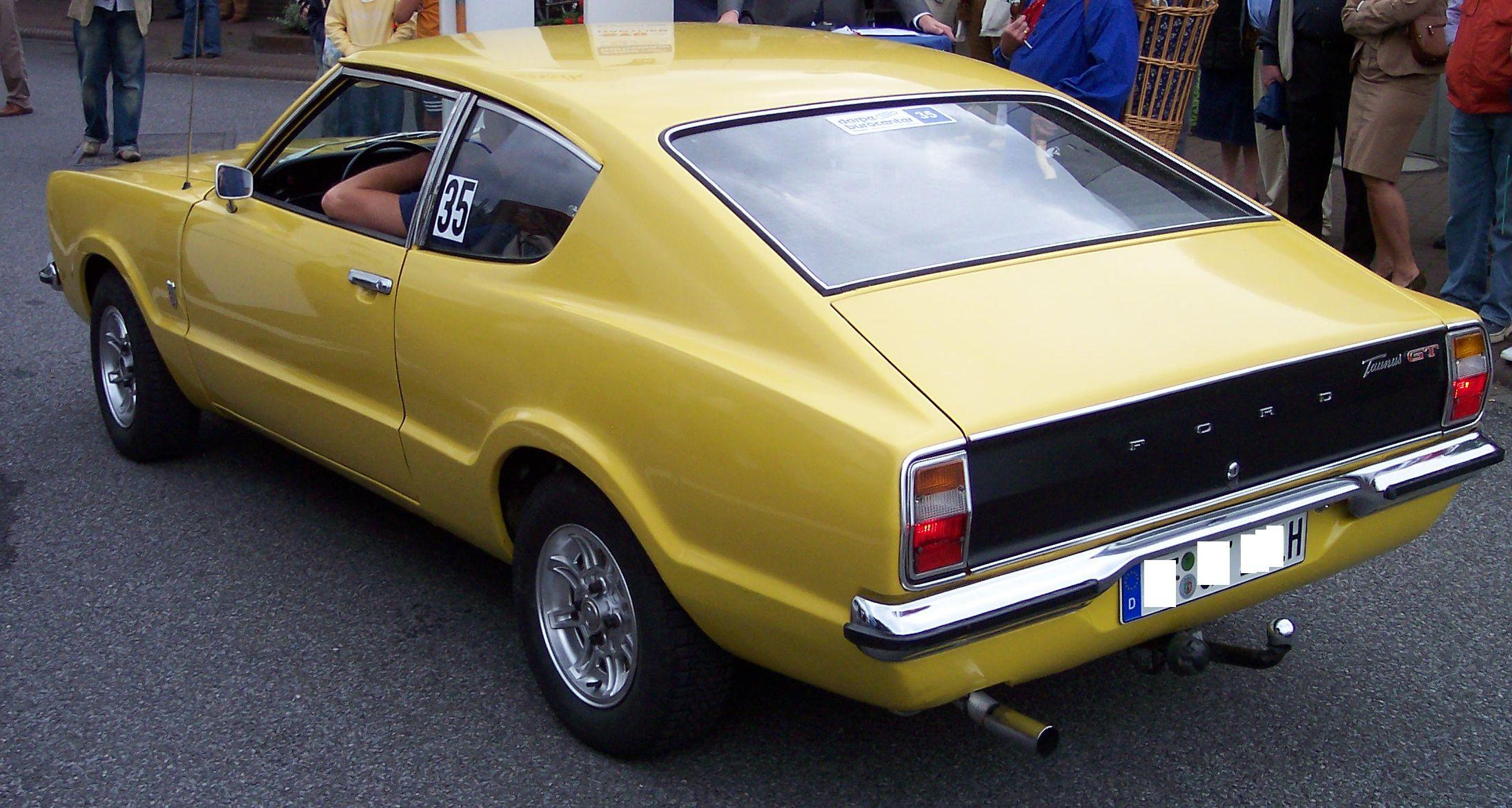Ford Taunus 1975 foto - 5